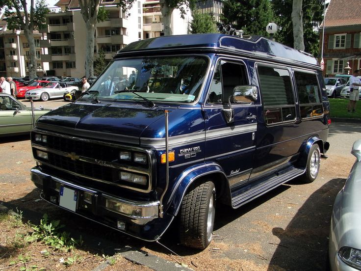 gmc vans van car